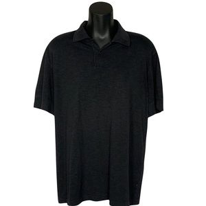Hugo BOSS SS Slim-Fit Polo With Ribbed Cuffs